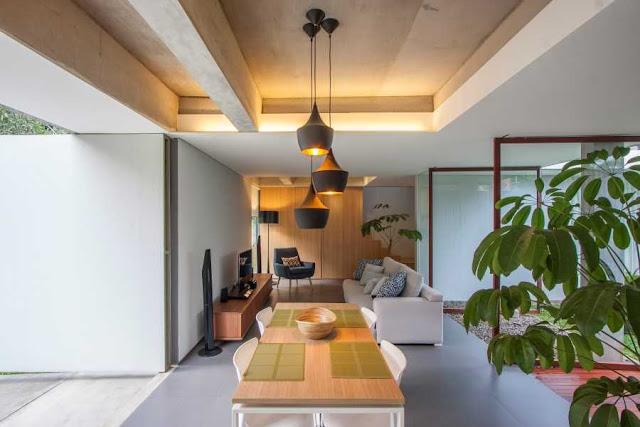 Cara Kreatif Mempercantik Desain Interior Rumah Dengan Tanaman