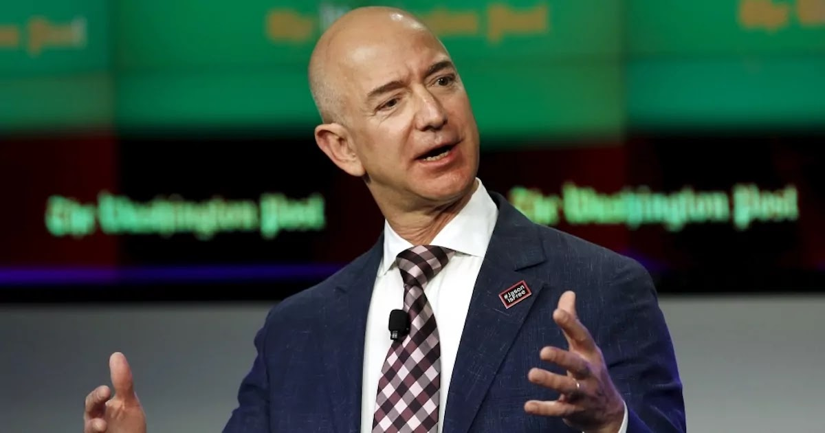 Jeff Bezos Tops List Of Biggest Charitable Givers In 2020 After Donating $10 Billion To Combat Climate Change