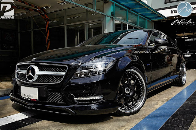 modulare wheels mercedes benz cls