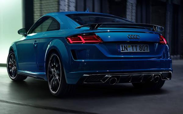 Audi TT-S Competition Plus 2021