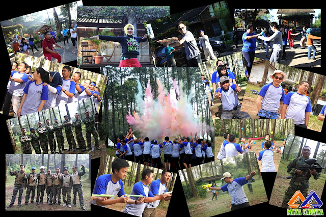 Outbound Family Gathering Dan Mice