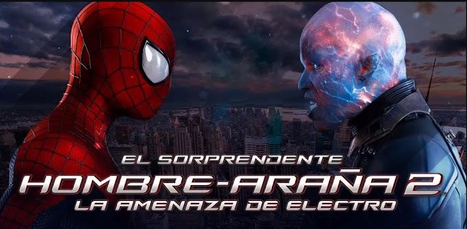 """EL SORPRENDENTE HOMBRE ARAÑA 2:LA AMENAZA DE ELECTRO 2014 """" HD ONLINE"""