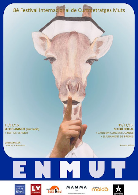 Poster, ENMUT Festival