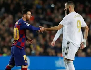 """Benzema: """"Messi does everthing for Barca"""" - Madrid striker discusses Clasico"""