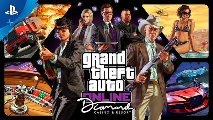 GTA 5 Online Diamond Casino Dibuka Minggu Depan, Berikut Detail Barunya