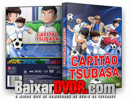 CAPITAO TSUBASA (2018) DVD-R AUTORADO