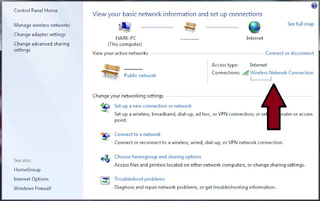 Cara Melihat Password WIFI yang Pernah Terhubung di Komputer