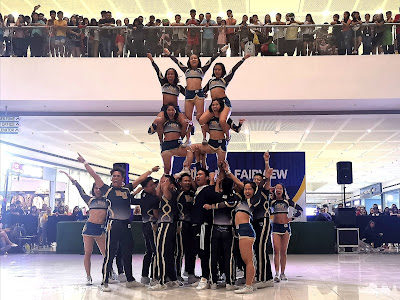 NATIONAL UNIVERSITY SHOWCASE TALENTS AT SM CITY SAN JOSE DEL MONTE