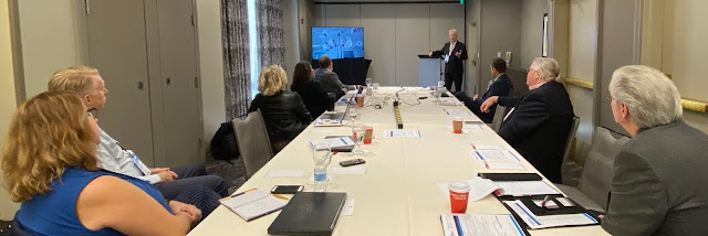 Richard Staynings keynotes the Healthcare Innovation Cybersecurity Round Table in Houston 2019