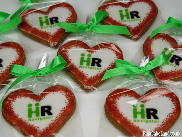 Company Logo Cookies London UK