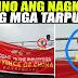ALAMIN: Sino Ang Nagkabit Ng Ph-province Of China Tarpulins?