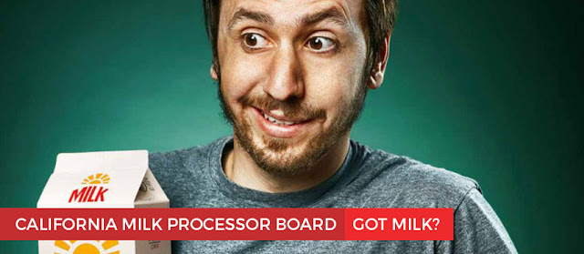 California Milk Processor Board – Got Milk