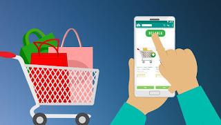 Kebutuhan Belanja Keluarga Membengkak? Belanja Online Saja!