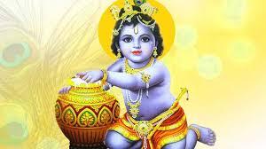 Happy Janmashtami 2019 little Krishna