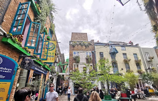 Londres, Neal's Yard.