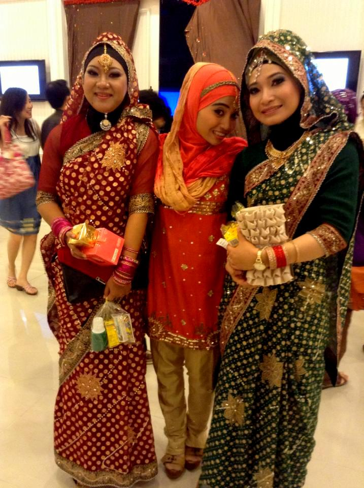 Dinner Anaest Night 2013 with theme Bollywood night