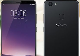 Cara Screenshot Vivo V7 dan V7 Plus