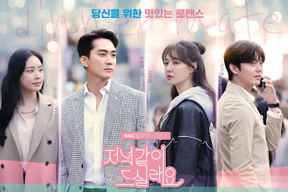 DRAMA KOREA DINNER MATE EPISODE 1' SUBTITLE INDONESIA