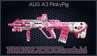 AUG A3 PinkyPig