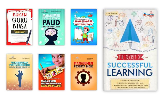 Buku Pendidikan dan Pengajaran Untuk Koleksi Perpustakaan Desa