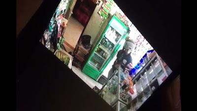 Curi Satu Pak Rokok, Aksi Pemuda di Bone Terekam CCTV