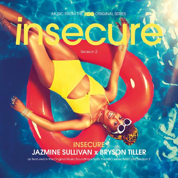Jazmine Sullivan & Bryson Tiller - Insecure - Single Cover