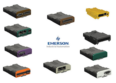 Integrate, automate and communicate with Emerson Unidrive