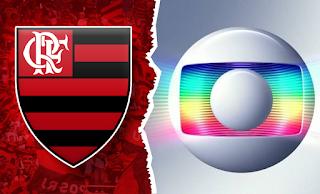 Flamengo entra com ação cível contra a Globo questionando contrato do Brasileirão. Emissora emite nota sobre o tema