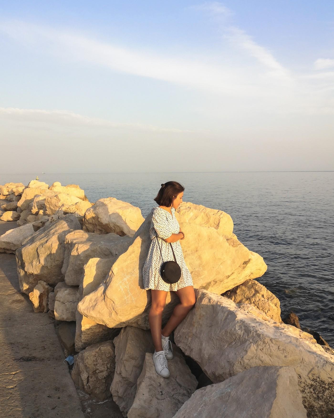 Kratek poletni oddih v Piranu