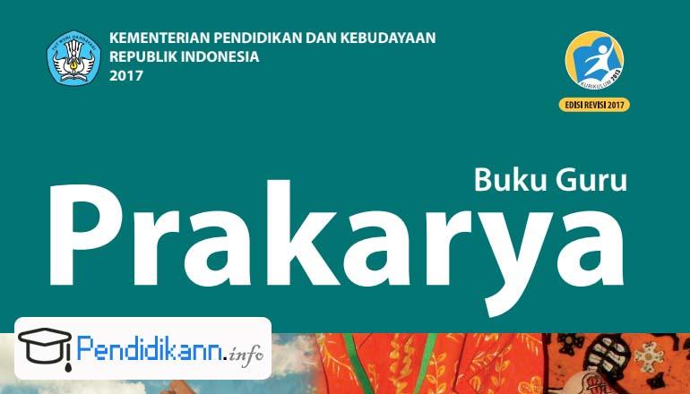 Buku Paket Prakarya Kelas 7 Kurikulum 2013