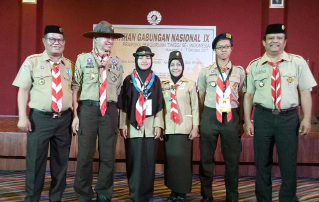 UNM, Pramuka Indonesia