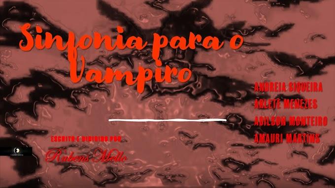 Sinfonia para o Vampiro (Rubens Mello).