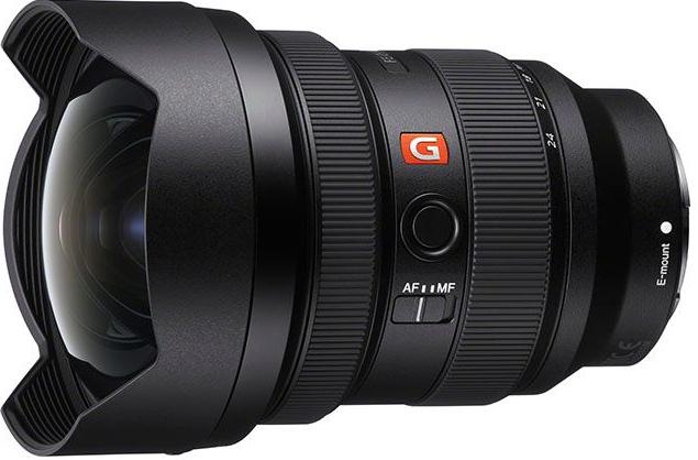 Объектив Sony FE 12-24mm f/2.8 GM с байонетом Sony E