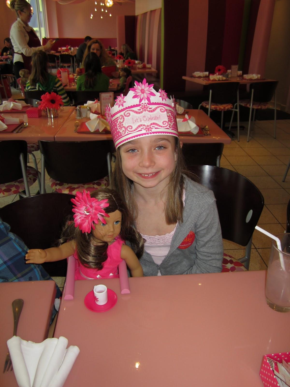 Andersonblessings American Girl Birthday Party