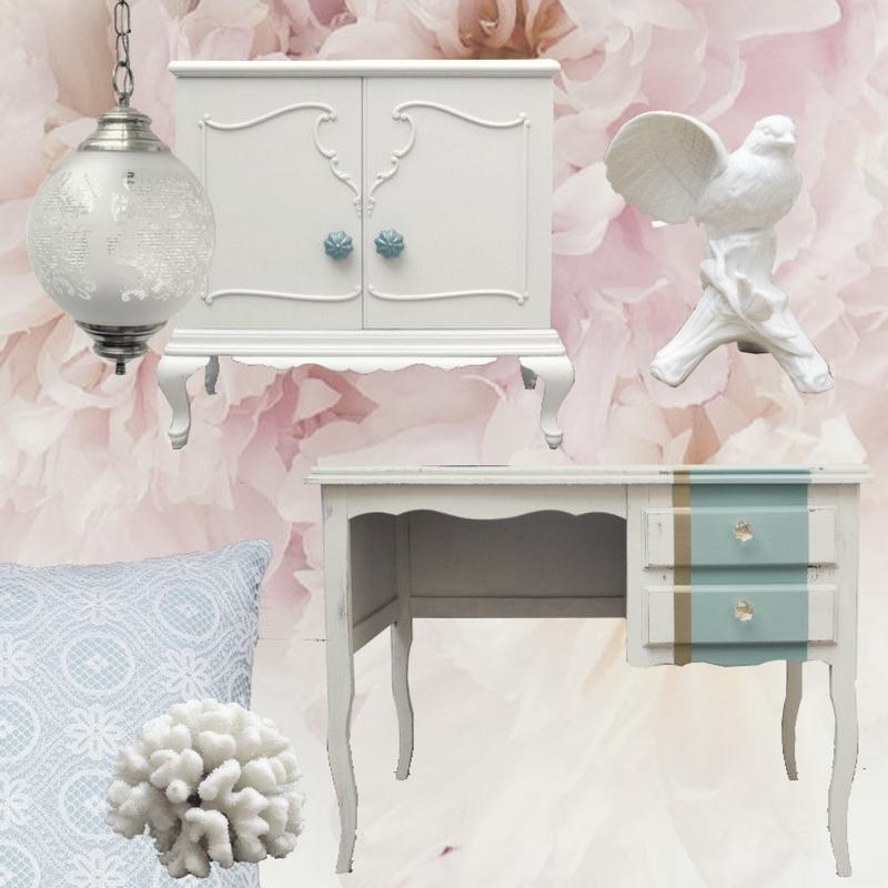 Habitación infantil estilo Romántico - Studio Alis