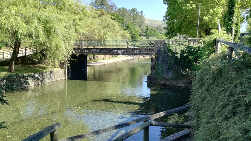 Zona Fluvial Poço da Corga