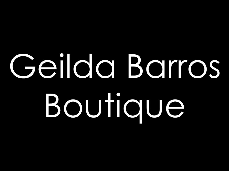 GEILDA BARROS BOUTIQUE