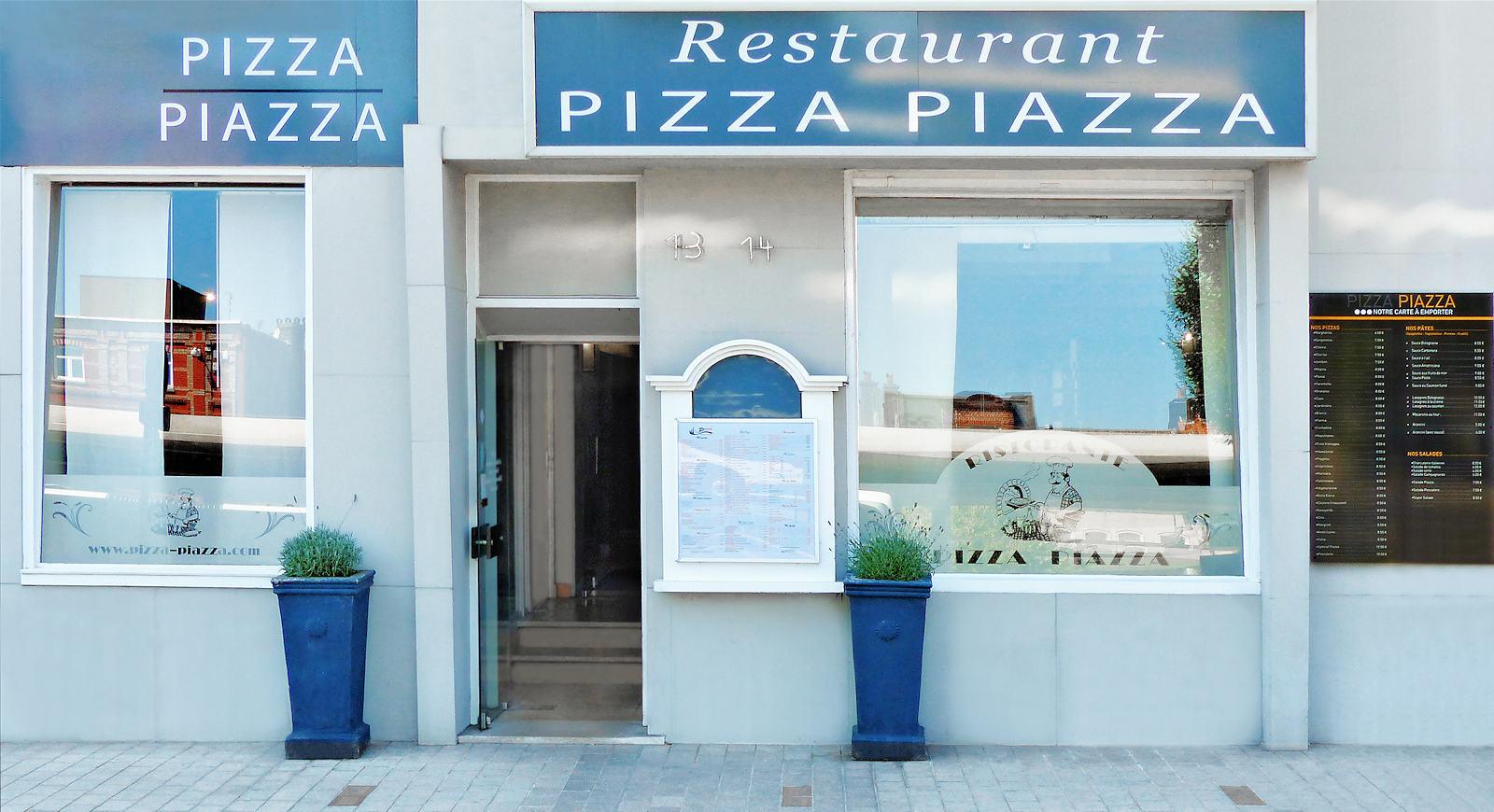 Pizza Piazza Tourcoing - Restaurant italien et pizzeria