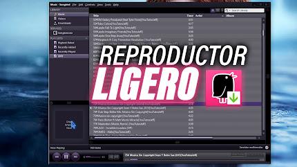 Descargar Songbird Gratis, Ligero Reproductor de Música para PC