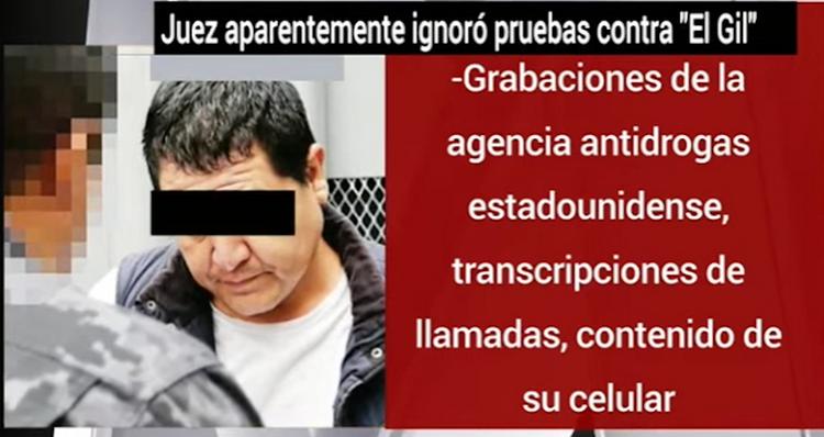 """El macabro contenido del telefono de """"El Gil"""" Lider de """"Guerreros Unidos"""" involucrado en la desaparición de Los 43, ahora LIBRE"""