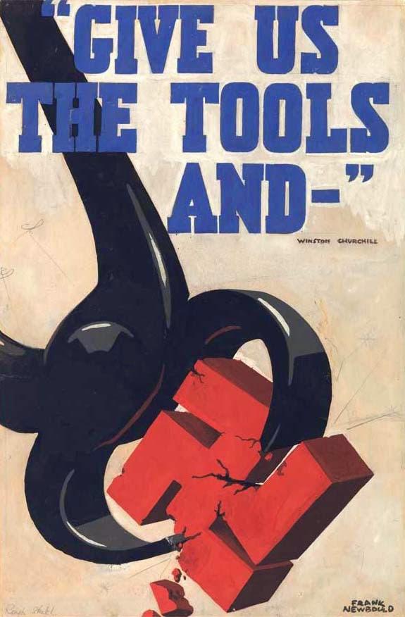 Плакаты второй мировой войны