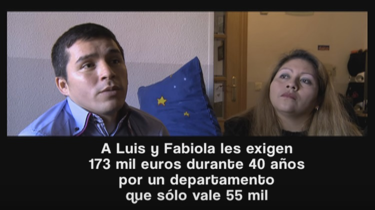 ecuatorianos crisis España burbuja pisos inmobiliria