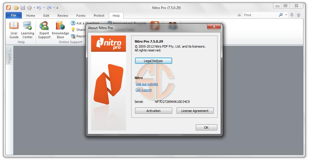 nitro pdf professional 7.5.0.29