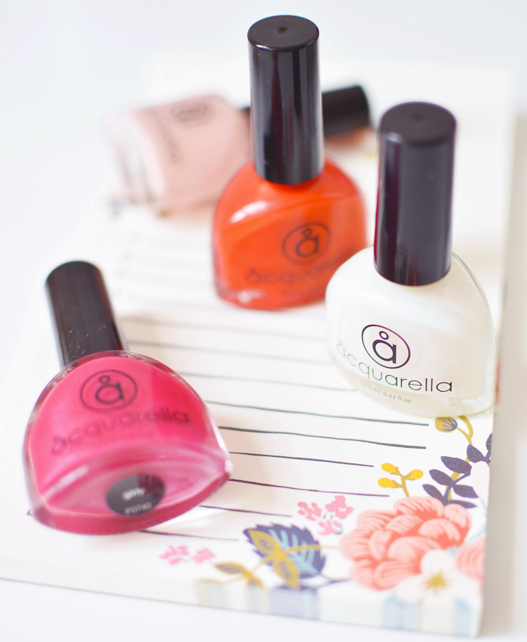 Acquarella Water-based Polish.