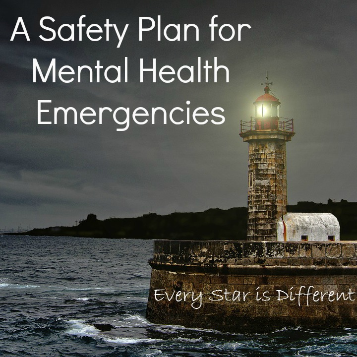 A Safety Plan for Mental Health