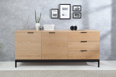 komody Reaction, interiérový nábytok, nábytok do jedálne