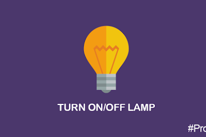 Cara Membuat Turn On/Off Lights Video di Blog