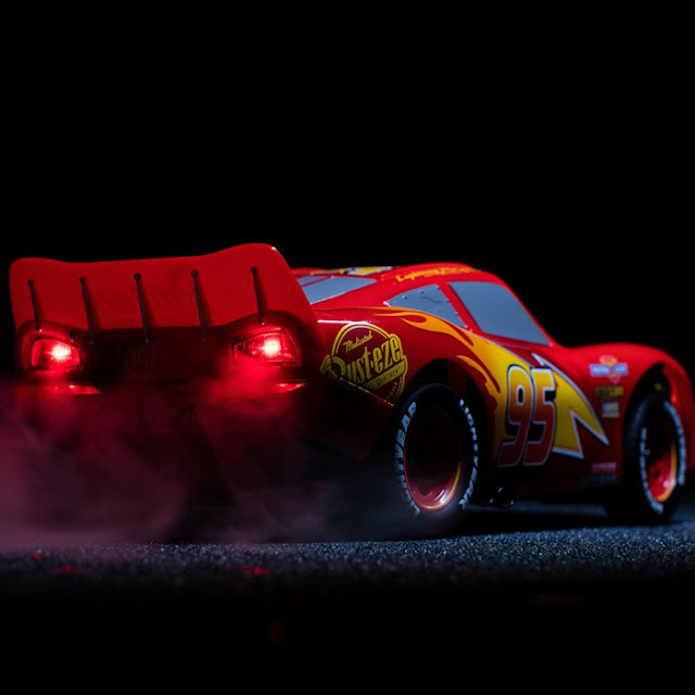 Lightning McQueen Wallpaper Engine