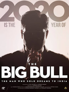The Big Bull First Look Poster 2