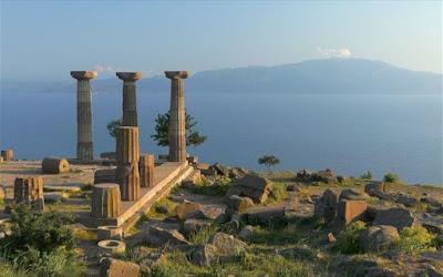 Αρχαία ελληνική πόλη στην περιοχή της Τρωάδος αποκαλύπτει τα μυστικά της
